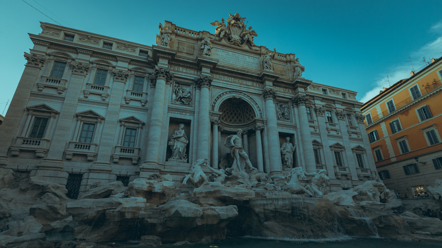 Stay Safe, Rome  by JamesHungYC on 500px.com