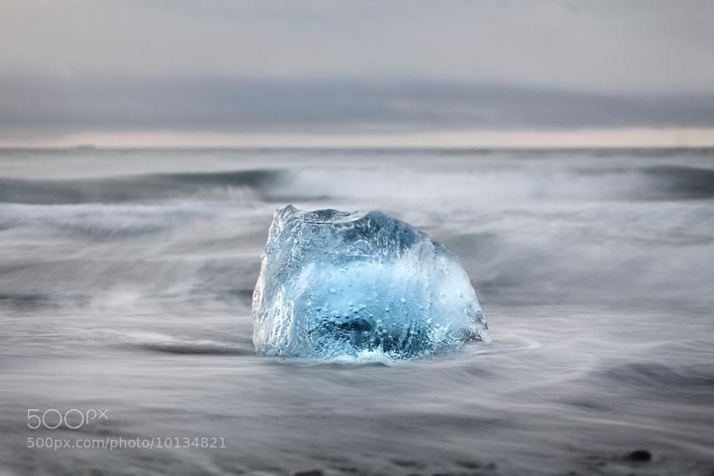 Photograph Jokulsarlon Ice Breaker  by Miles Storey on 500px