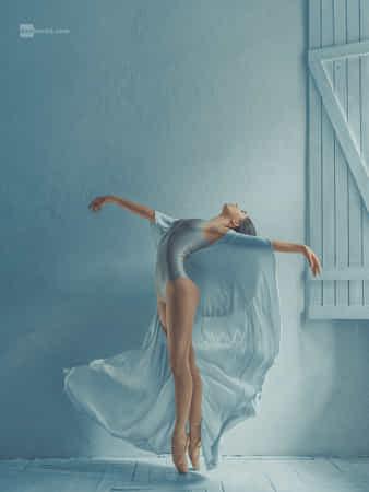 ballet as art by Dan Hecho