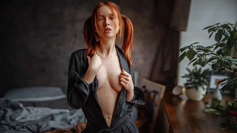 Arina by Georgy Chernyadyev (Portrait)