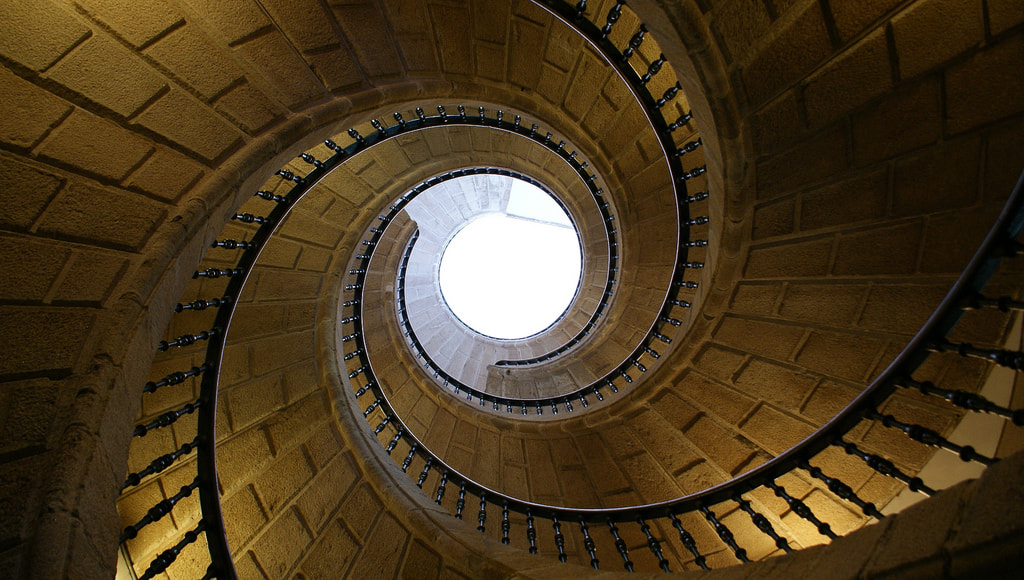 Photograph The stairs in the lighthouse by Mario Vázquez Moreira on 500px
