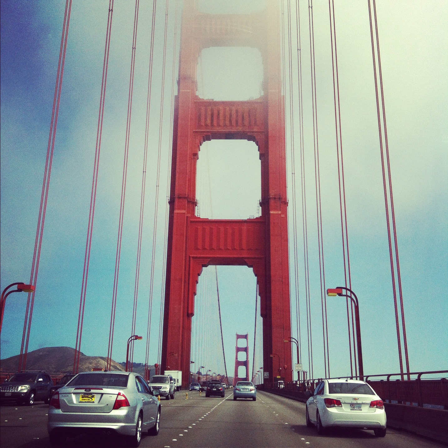 Photograph the same pic everyone takes in san fran.  by Arati Sharma on 500px