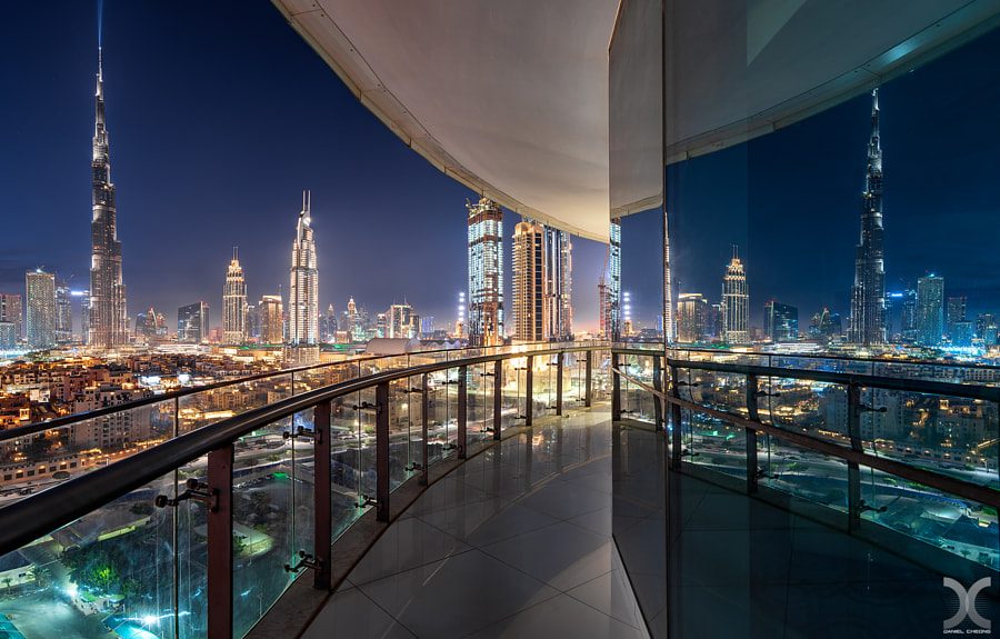 Reflections of Dubai by Daniel Cheong on 500px.com