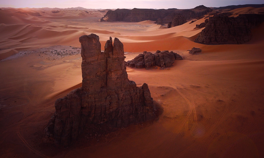 the Algerian Rock by Omar Dib on 500px.com
