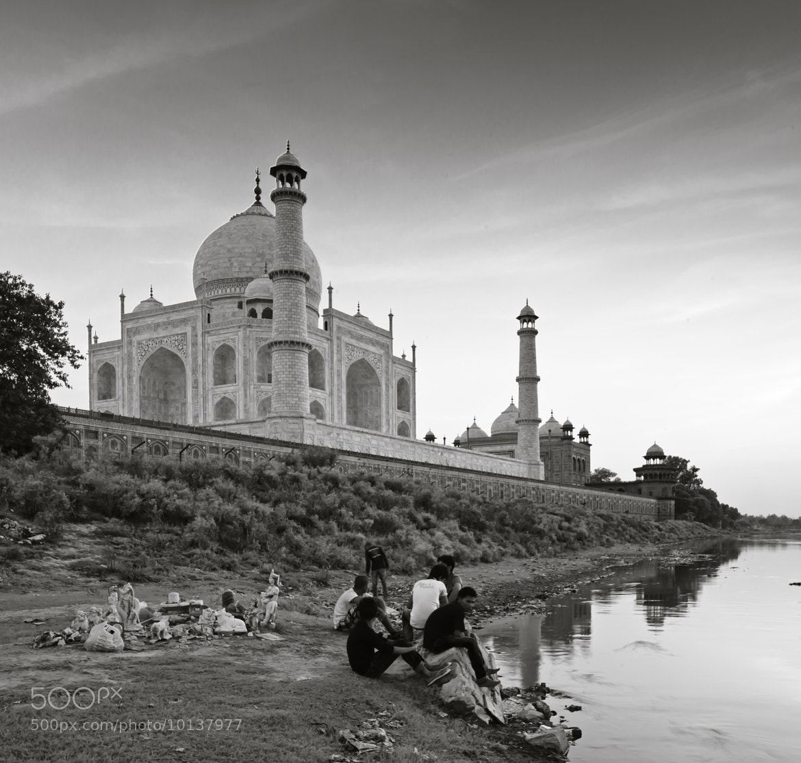 Photograph Taj Mahal study I by kostas maros on 500px