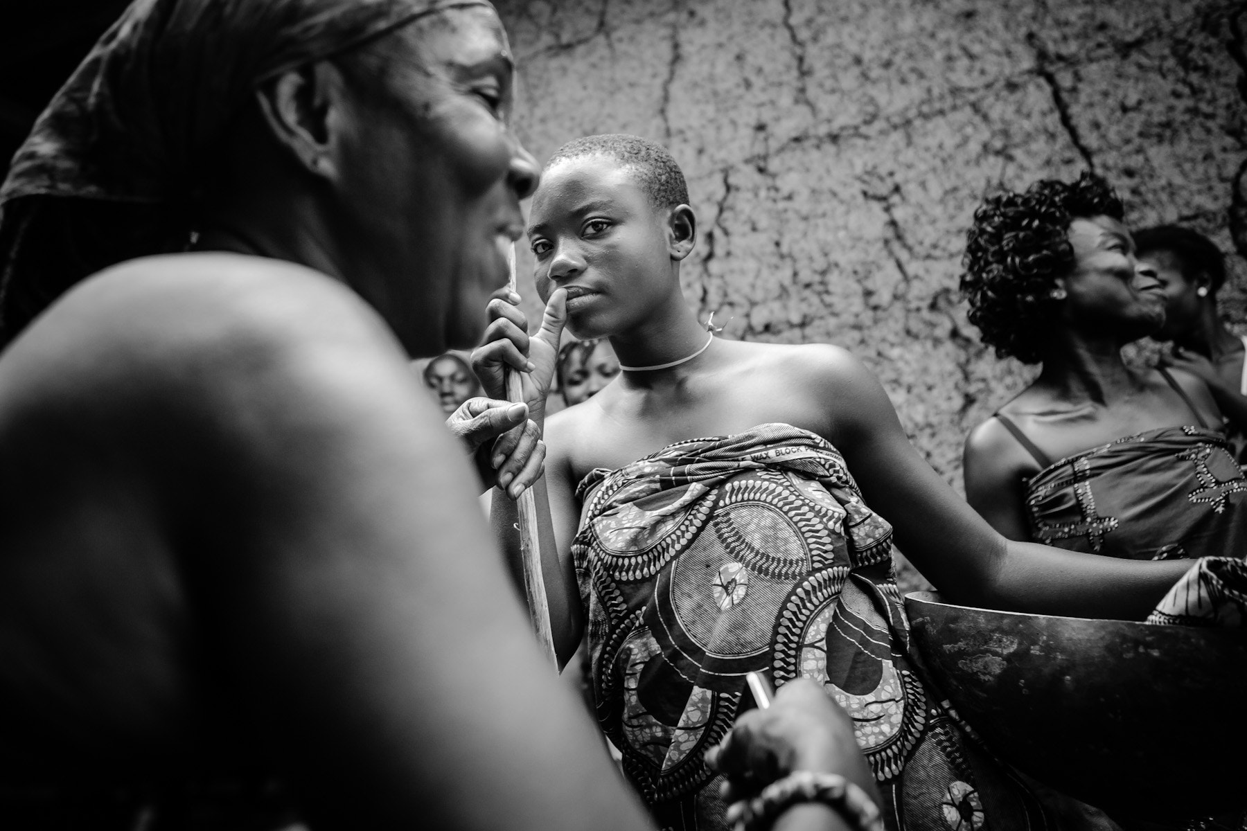 Photograph the dipo ceremony of the krobo girls in ghana by Anthony Pappone on 500px