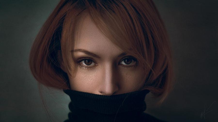 Lilya by Василий Никитин on 500px.com