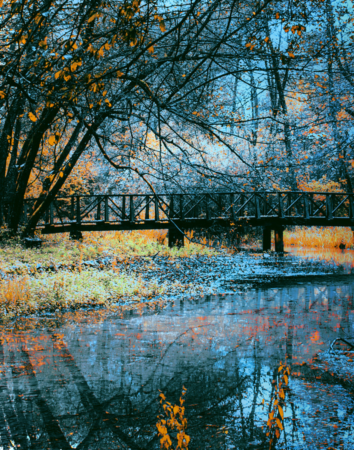 Bridge by Mevludin Sejmenovic on 500px.com