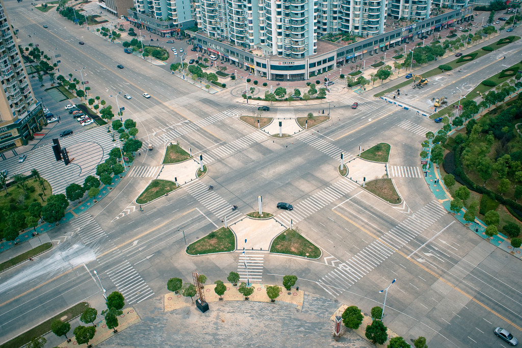Photograph Intersection  by Stas Kulesh on 500px