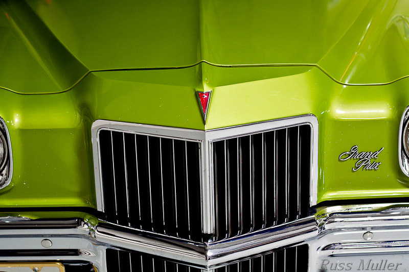 Photograph Lime Green Grand Prix by Russ Muller on 500px