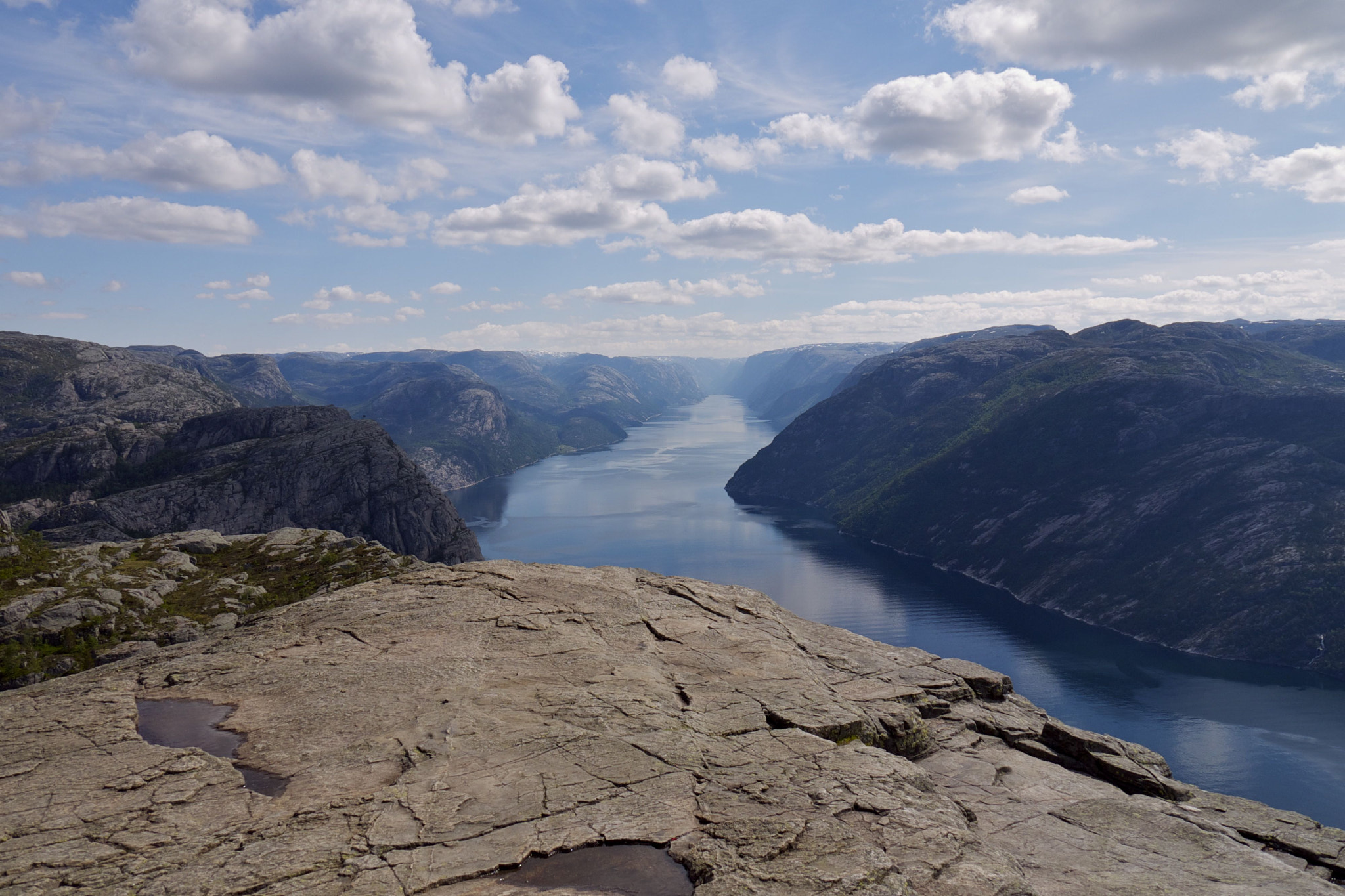 Photograph Preikestolen Norway by Stephan H. on 500px