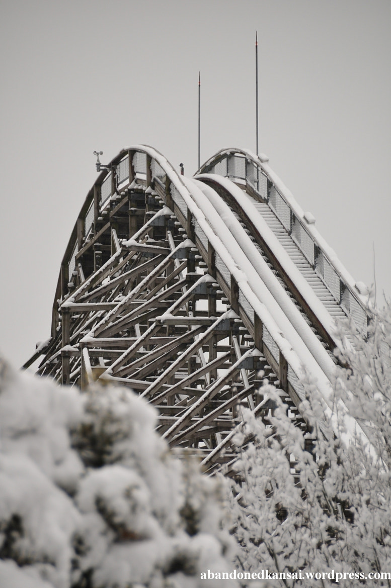 Photograph Aska Rollercoaster in Winter by Abandoned Kansai on 500px