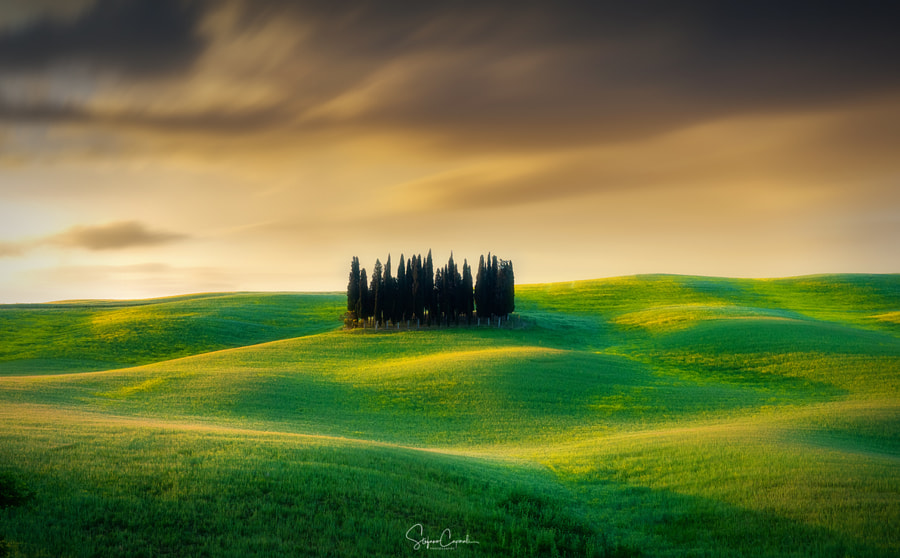 Tuscany by Stefano Caporali on 500px.com