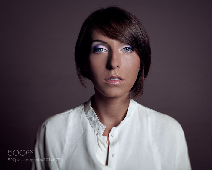 Photograph Maria by Dmitriy Chursin on 500px