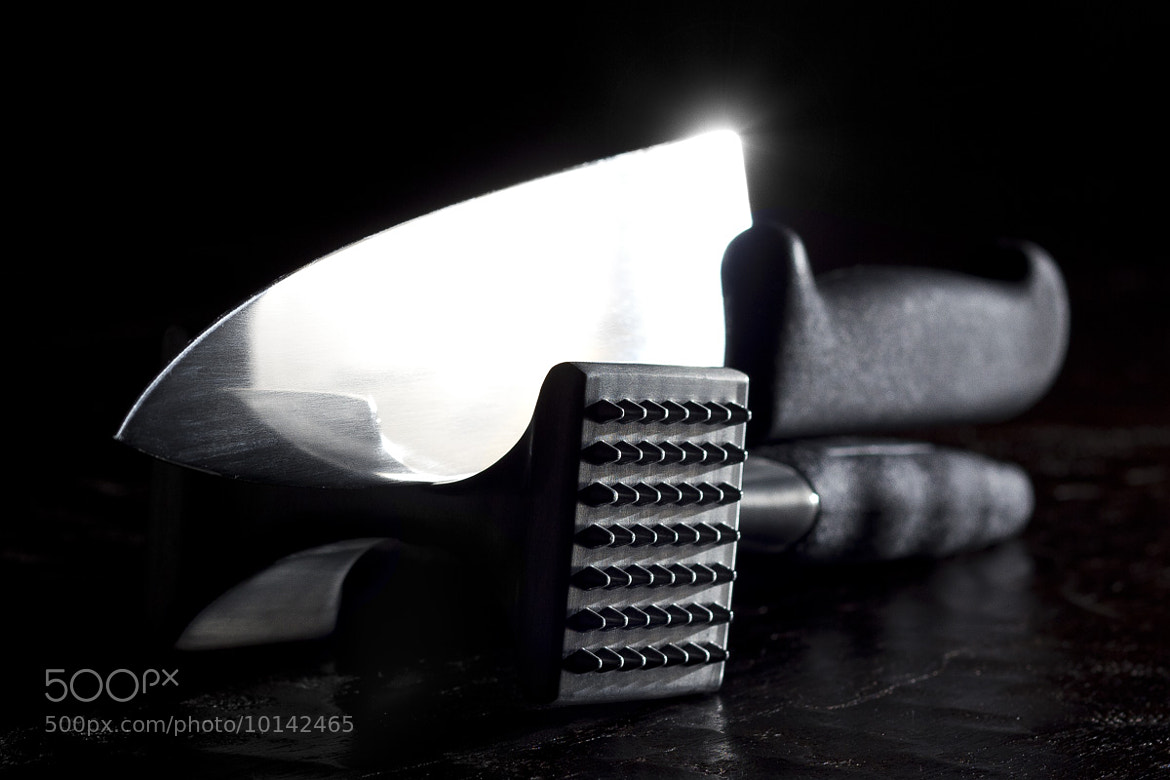 Photograph Cold Hard Steel ii by LM Photography on 500px