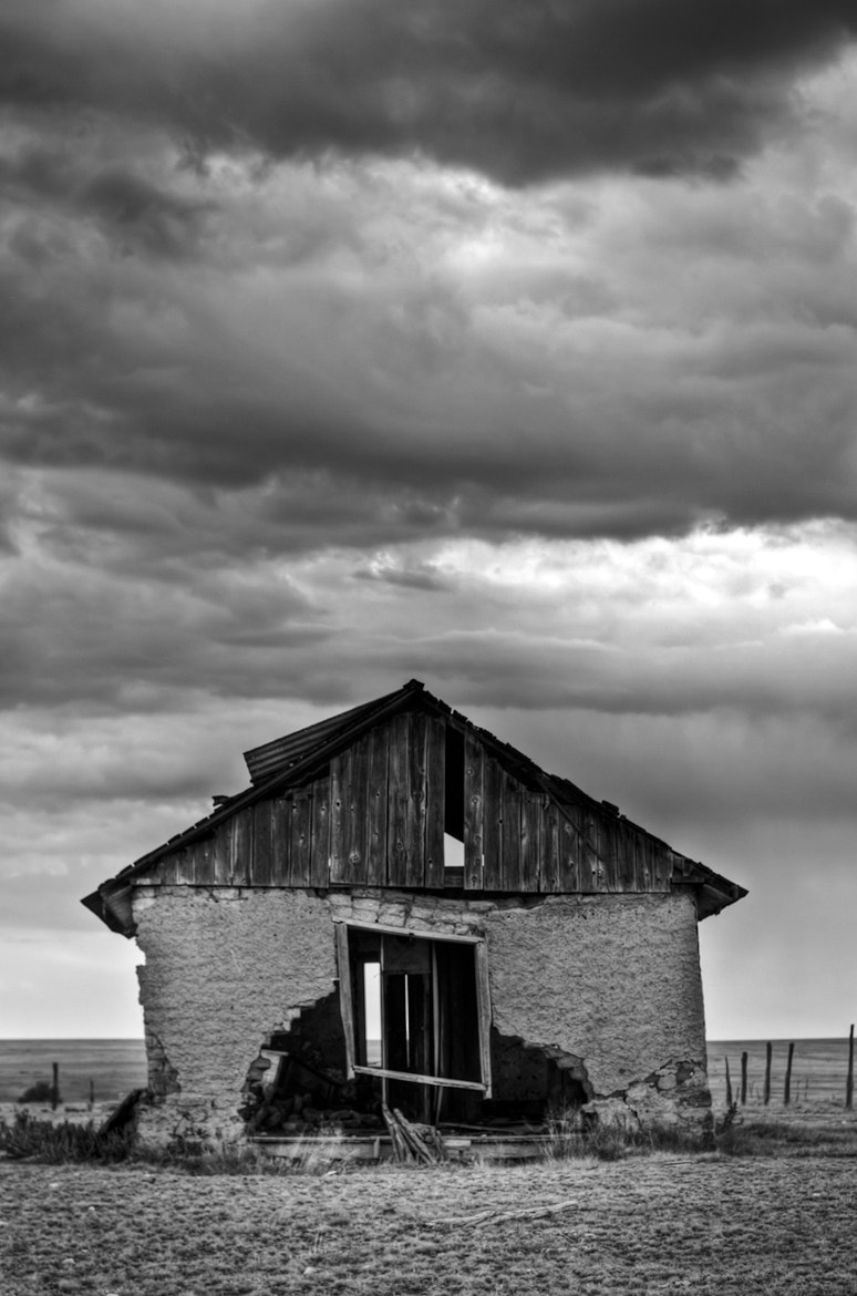 Photograph Lean-to by Pascale Kinchen (Douglas) on 500px