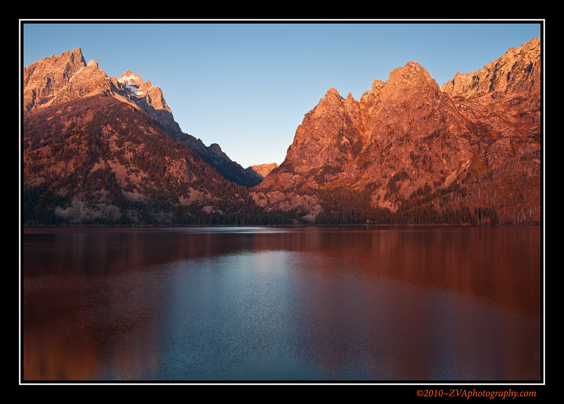 Photograph String Lake, Wyoming by Zeph Van Allen on 500px