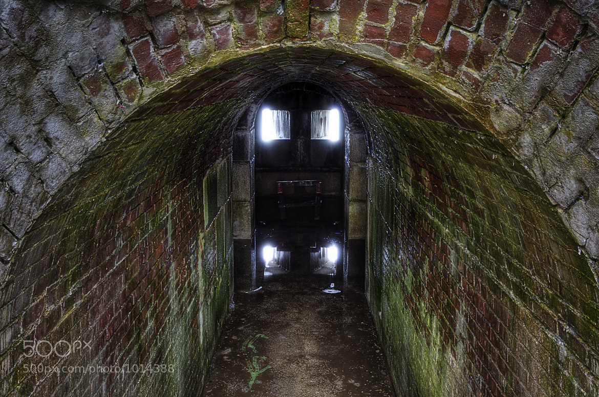 Photograph Ft. McClary Weapons Battery by Brian Arsenault on 500px