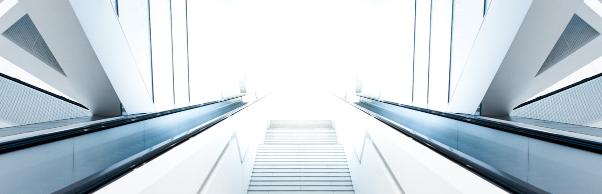 Photograph Stairway to heaven? by Manuel Irritier on 500px