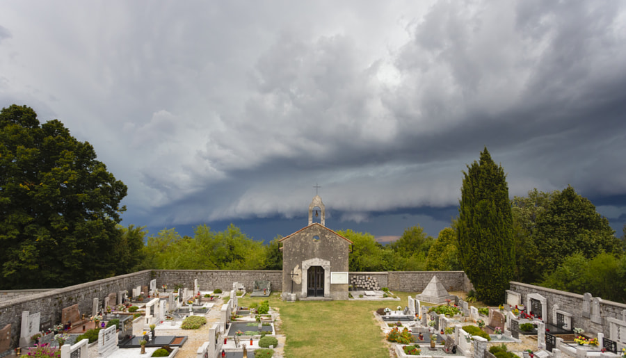 Gravestorm by Jure Batagelj on 500px.com