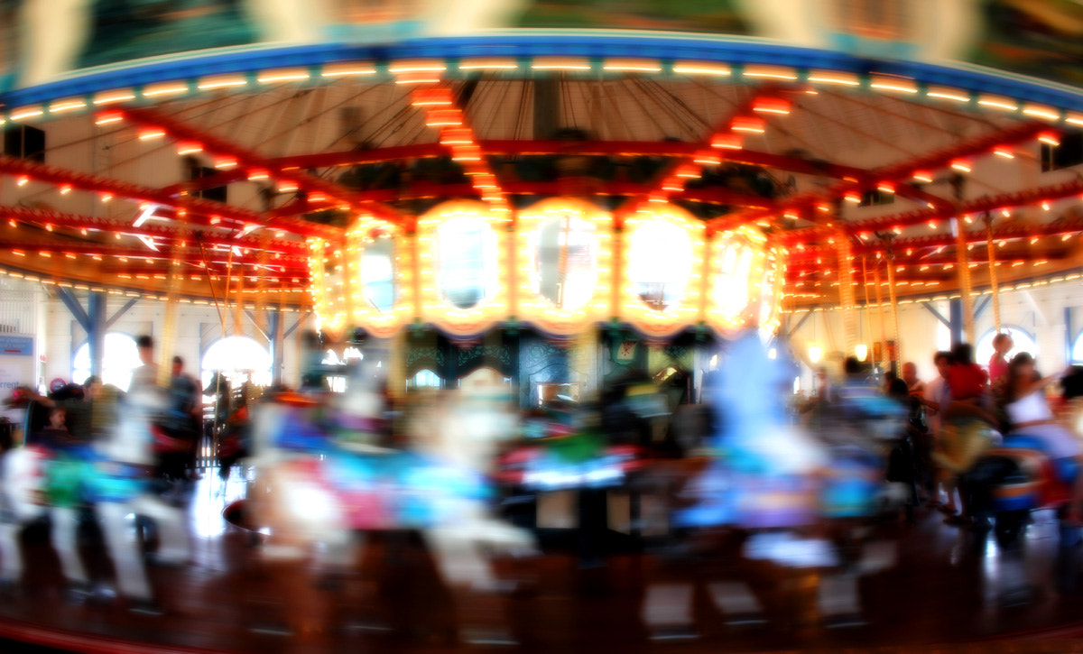 Photograph Acid Carousel by LM Photography on 500px