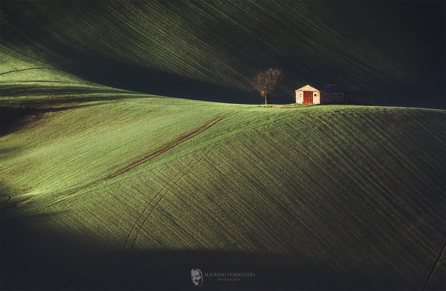 Hills  by Maurizio Verdecchia Photography  on 500px.com