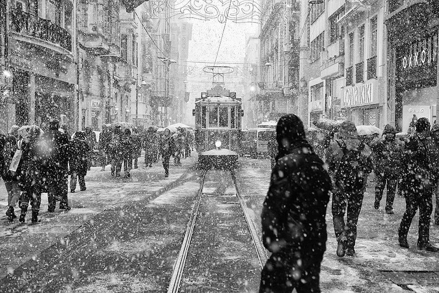Under the snow by Murat KOÇAK on 500px.com