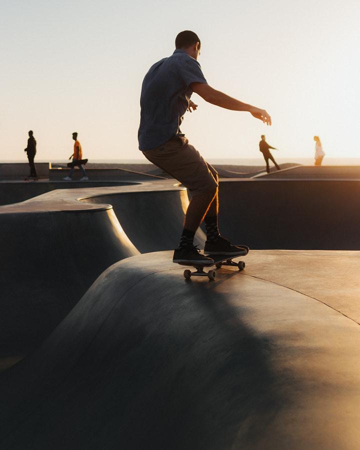 Venice Skate Park by Dom Piat on 500px.com