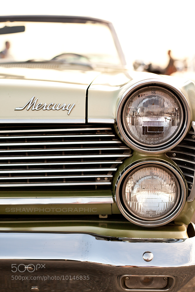 Photograph Classic Mercury by Shane Shaw on 500px