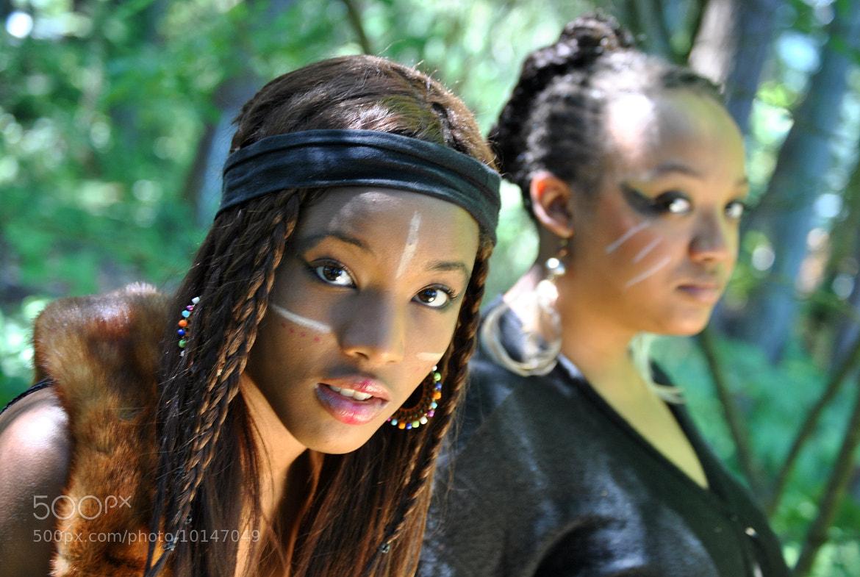 Photograph Tribal III by Stephanie Raines on 500px