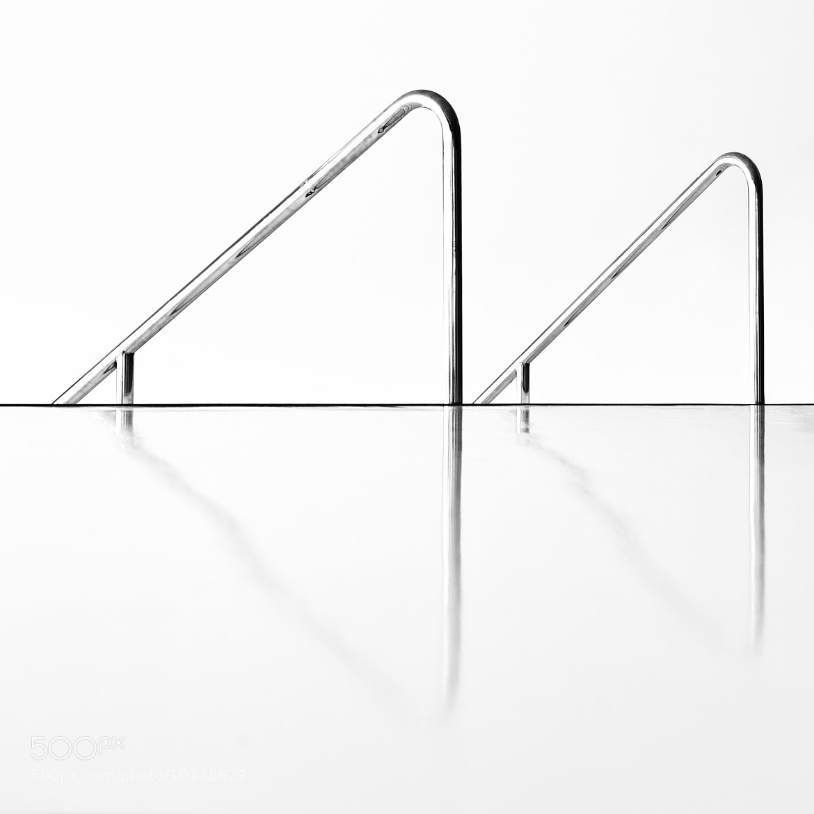 Photograph A simple stair rail..  by Patrick Stroobach on 500px