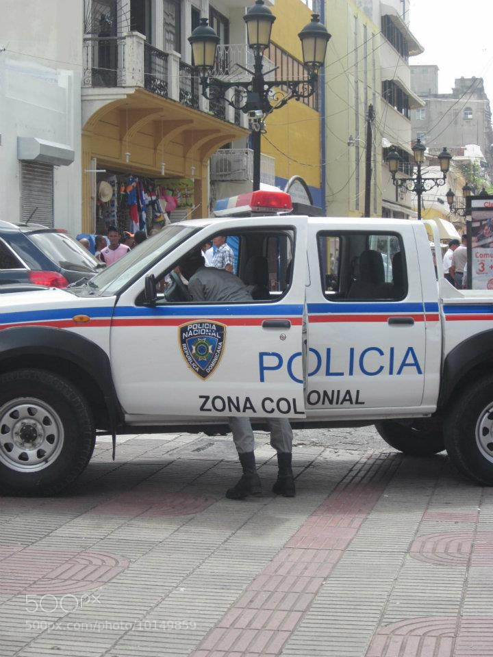 Photograph POLICE RD by maritza   BAEZ ACTA. on 500px
