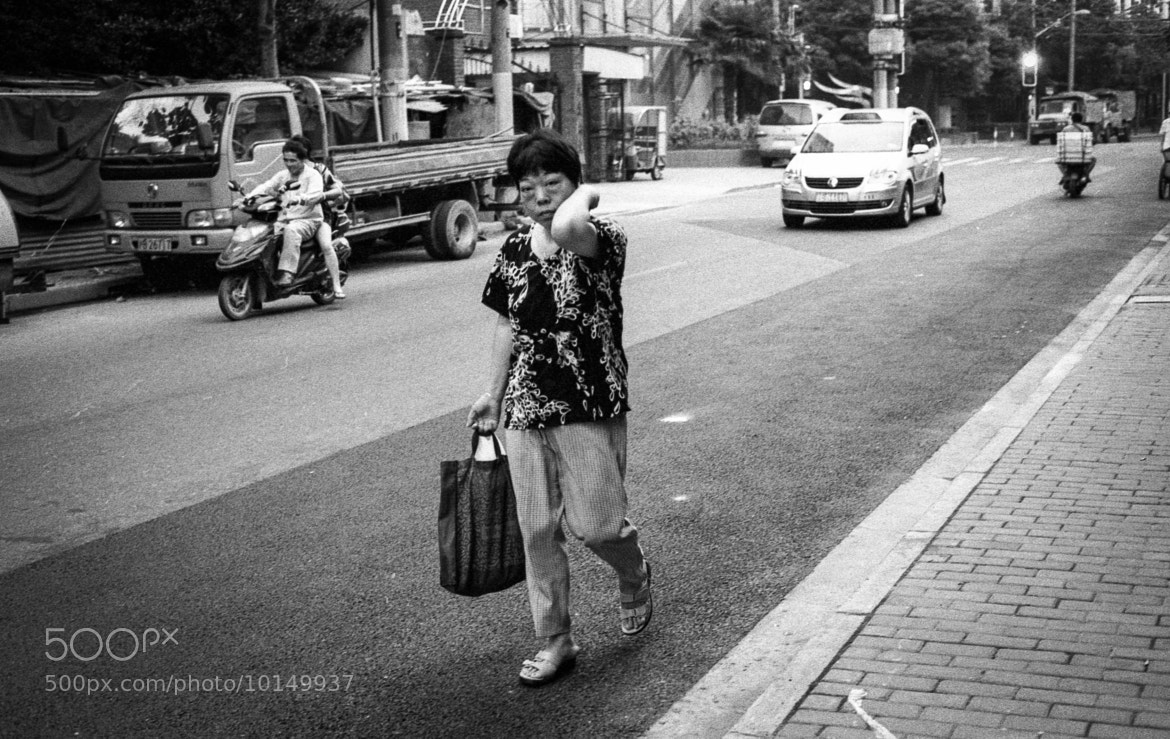 Photograph People in Shanghai - 1 by Xiaofan Luo on 500px