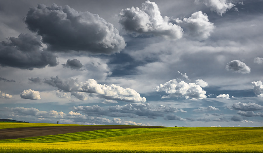 Layers and teh clouds by Andy58/András Schafer on 500px.com