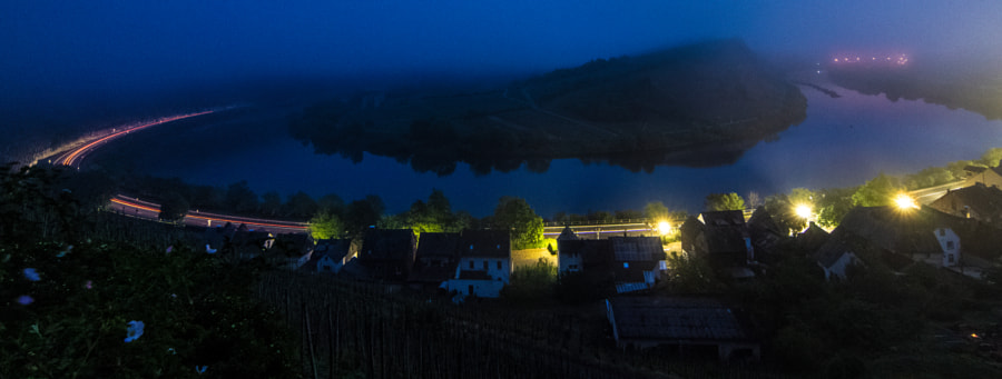 Calmont in the mist by Ben  on 500px.com