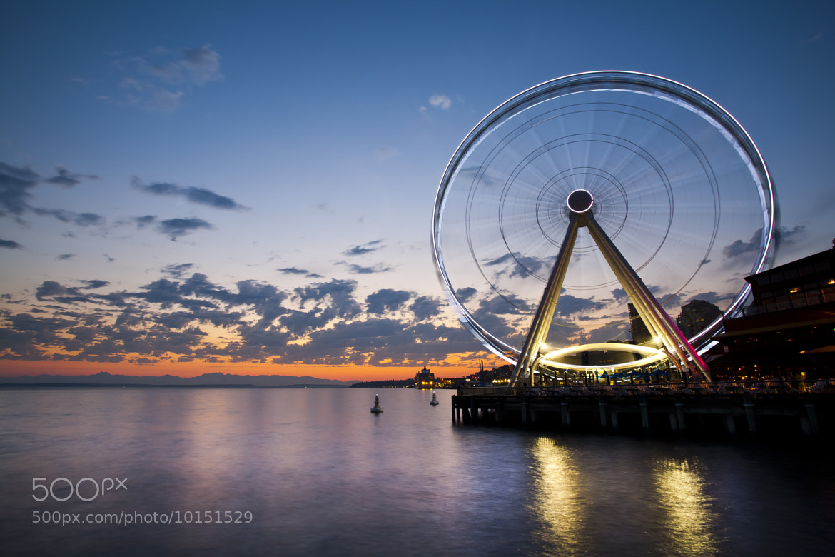 Photograph Great Wheel by Brady Mitchell on 500px