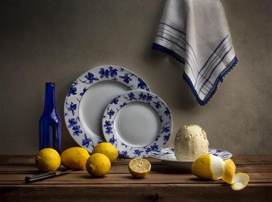 De azules y amarillos..... by Belén Argüeso  on 500px.com