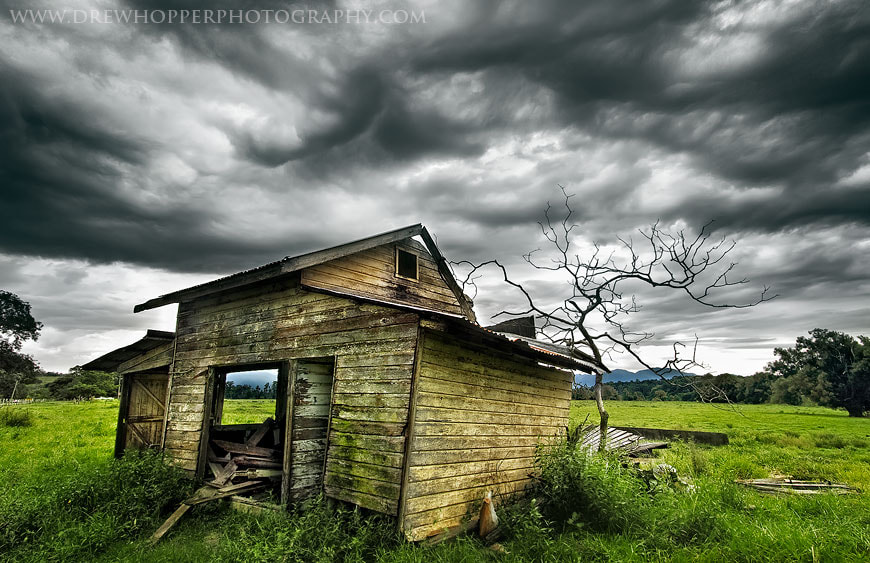 Photograph Rural Outlook by Drew Hopper on 500px