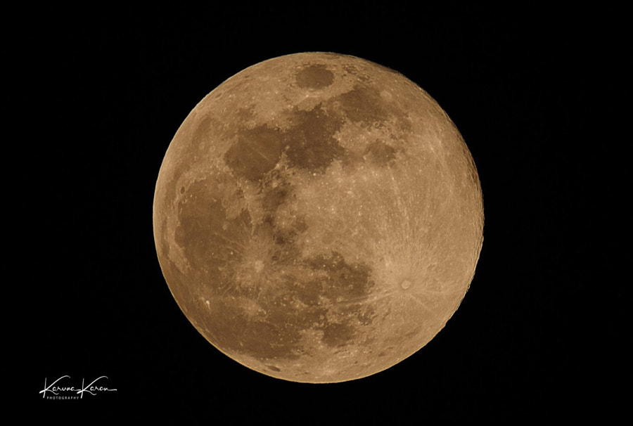 Full Moon Day - 7th May 2020 by Karunakaran Palanisamy on 500px.com
