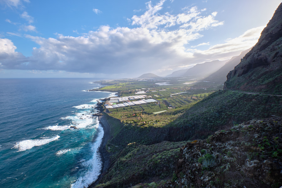 North coast of Buenavista from the viewpoint of Punta del Fraile by Eduardo Muñoz on 500px.com