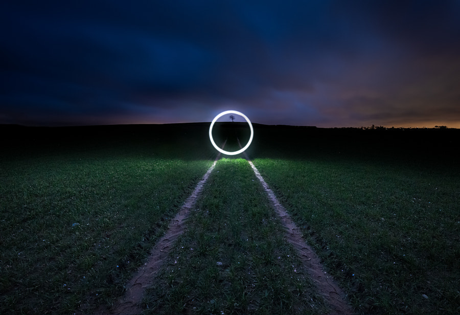 The Circle of Light by Harry Jones on 500px.com