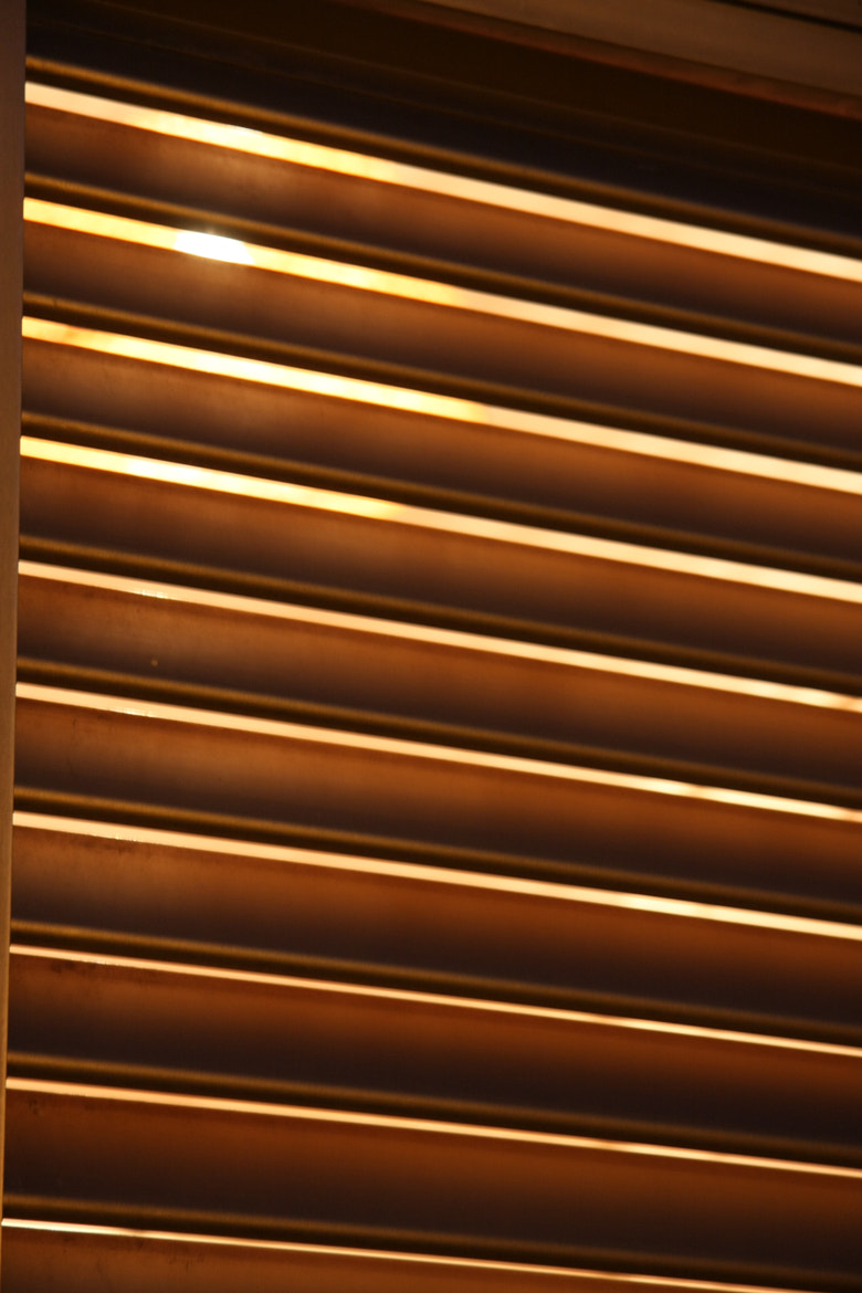 Photograph Blinds by Fernando Granados on 500px