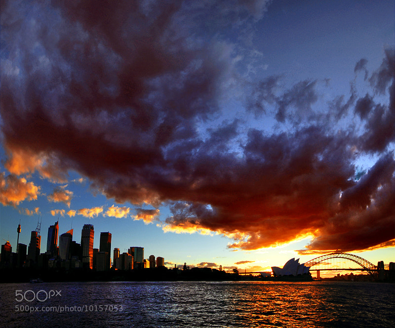 Photograph SYDNEY by Guy Cohen on 500px