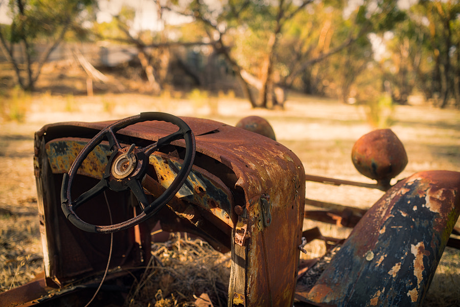 Seen Better Days by Paul Amyes on 500px.com