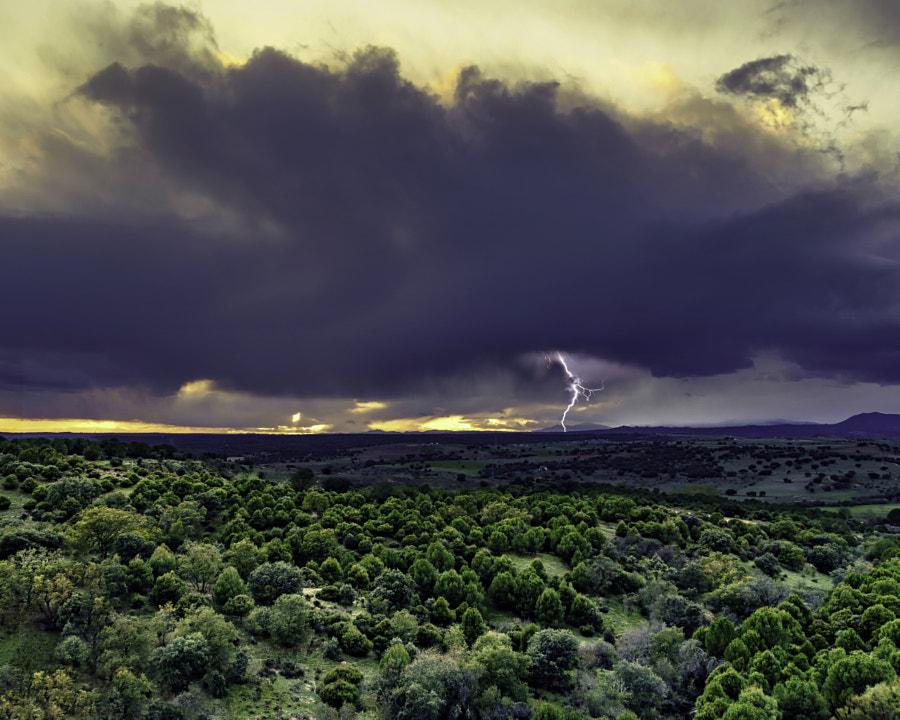 Thunderbolt! by Jose Miguel Sanchez on 500px.com
