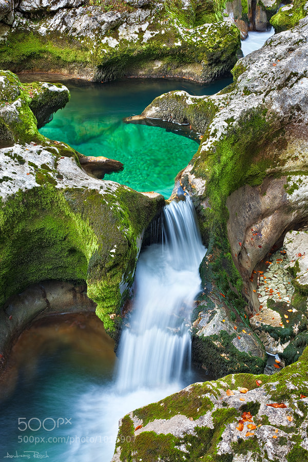 Photograph Emerald Pool by Andreas Resch on 500px
