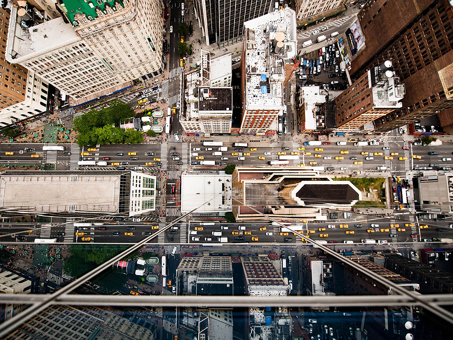 Hidden City I by Navid Baraty on 500px.com