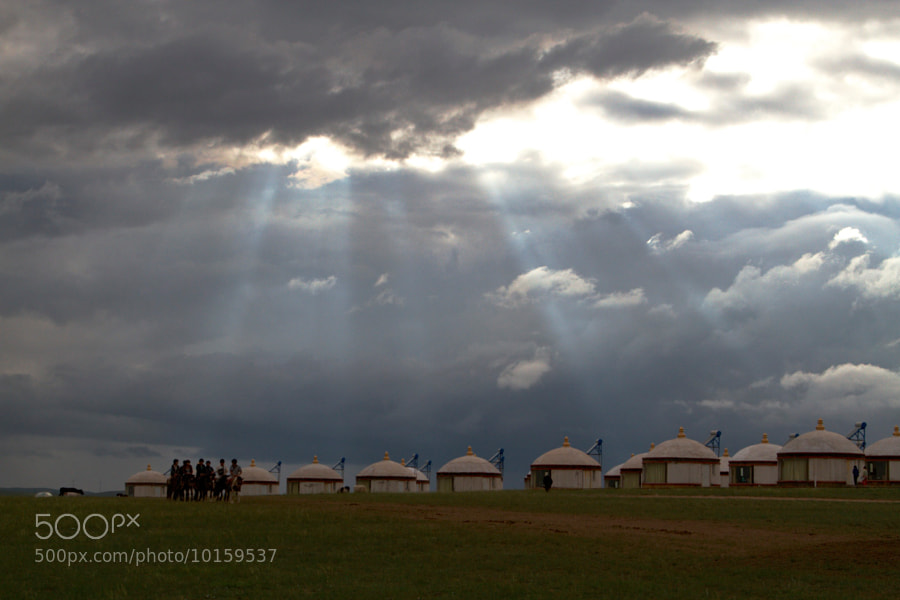 Xielamuren Grassland, Inner Mongolia