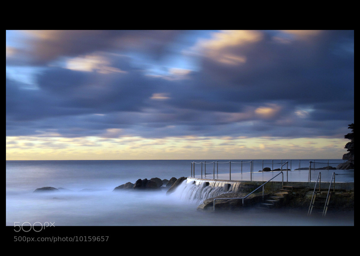 Photograph Bronte Pool by Anthony Ginman on 500px