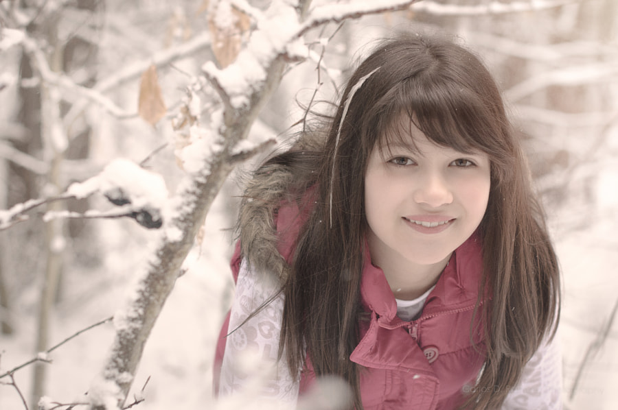 "Nice photo shoot in the snow   Follow me on <a href=""https://www.facebook.com/cdrphotostudio"" />Facebook</a>"